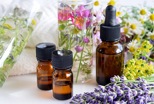 Natural & Organic Essential Oils