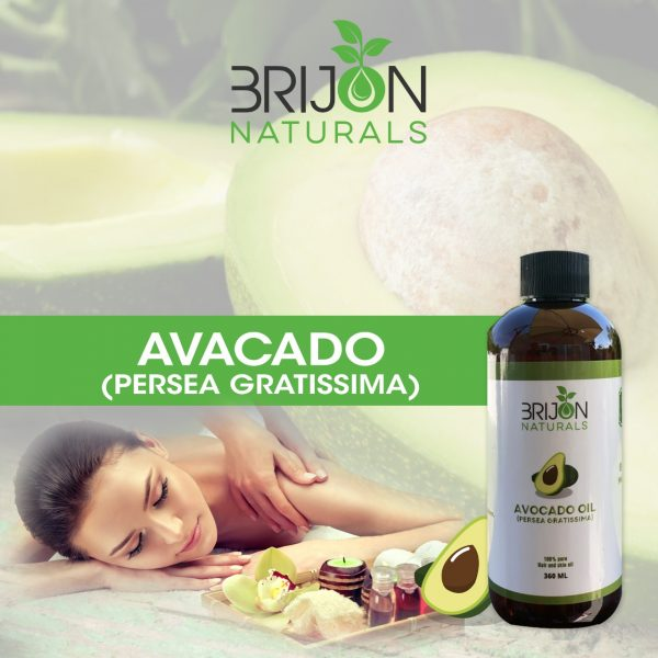 100% Pure Refined Avocado Oil