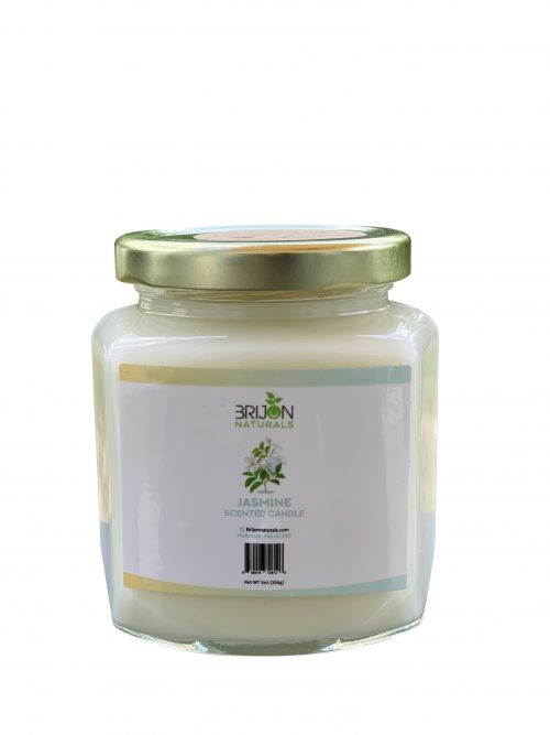 Brijon Natural - Jasmine scented candle