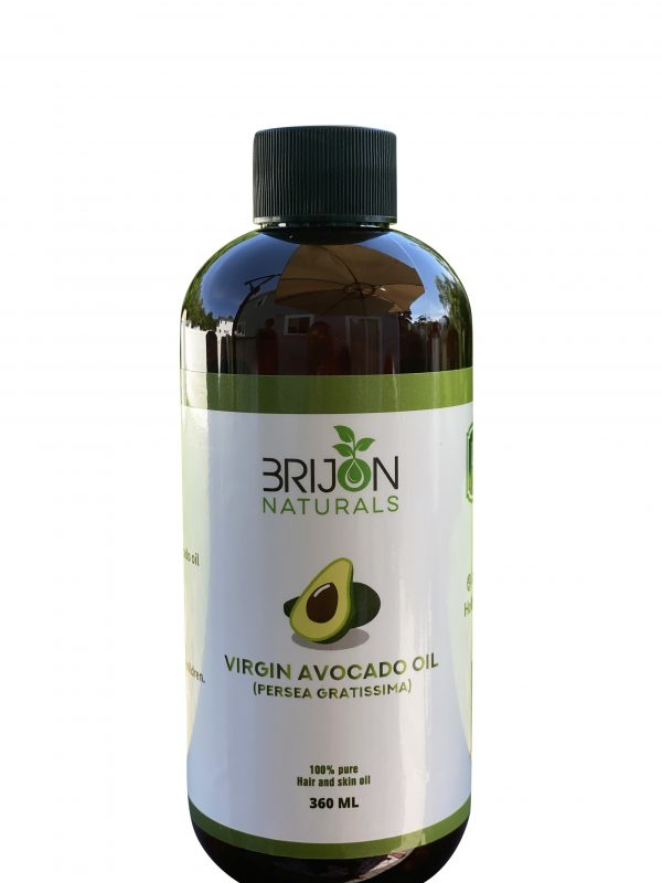 Virgin AVOCADO OIL -Brijon Naturals