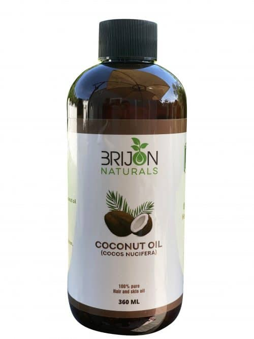 Brijon Naturals - FRACTIONATED COCONUT OIL