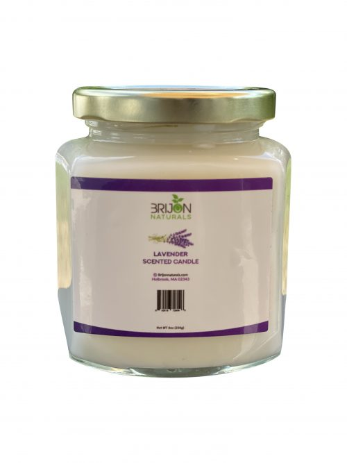 Brijon Naturals Lavender Scented Candles